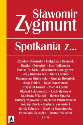 okładka Spotkania z…, Ebook | Sławomir  Zygmunt