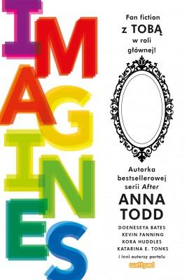 okładka Imagines, Ebook   Anna Todd