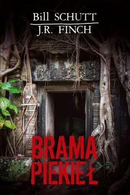 okładka Brama piekieł, Ebook | Bill Schutt, J.R. Finch