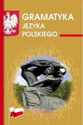 okładka Gramatyka języka polskiego, Ebook | Maria  Mameła, Justyna  Rudomina