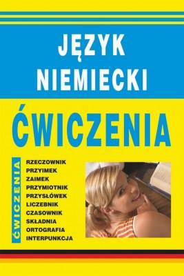 okładka Język niemiecki. Ćwiczenia, Ebook | Monika  von Basse