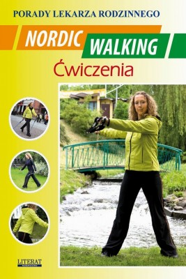 okładka Nordic Walking Ćwiczenia, Ebook | Emilia  Chojnowska