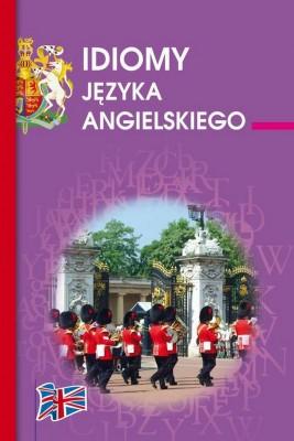 okładka Idiomy języka angielskiego, Ebook | Anna  Strzeszewska
