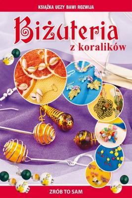 okładka Biżuteria z koralików, Ebook | Agnieszka  Zientek