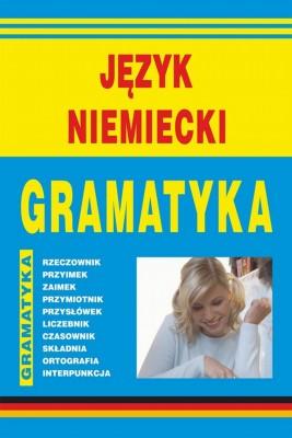 okładka Język niemiecki. Gramatyka, Ebook | Monika  von Basse