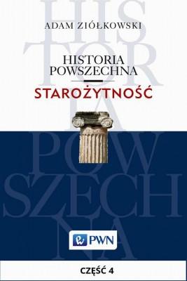 okładka Historia powszechna. Starożytność. Część 4, Ebook   Adam  Ziółkowski