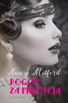 okładka Pogoń za miłością, Ebook   Nancy Mitford