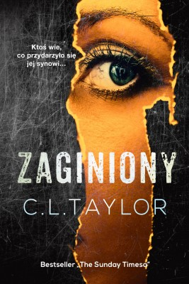 okładka Zaginiony, Ebook | C.L Taylor