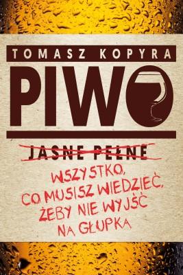 okładka Piwo, Ebook | Tomasz Kopyra