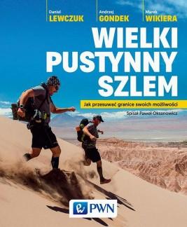 okładka Wielki pustynny szlem, Ebook | Daniel  Lewczuk, Marek  Wikiera, Andrzej  Gondek