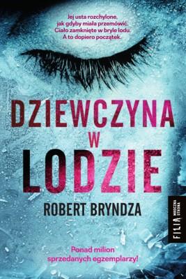 okładka Dziewczyna w lodzie, Ebook | Robert Bryndza