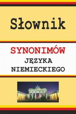 okładka Słownik synonimów języka niemieckiego, Ebook | Monika  Smaza