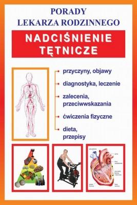 okładka Nadciśnienie tętnicze, Ebook   Praca zbiorowa
