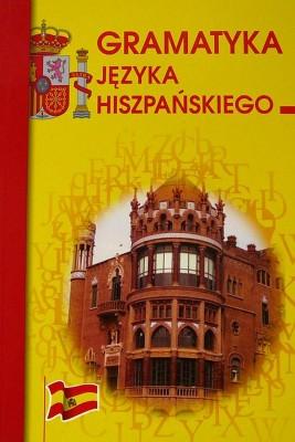 okładka Gramatyka języka hiszpańskiego, Ebook | Beata  Haniec