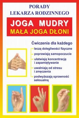 okładka Joga. Mudry. Mała joga dłoni, Ebook | Praca zbiorowa