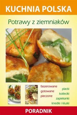 okładka Potrawy z ziemniaków, Ebook | Karol  Skwira, Marzena  Strzelczyńska