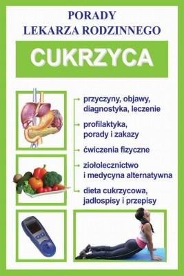 okładka Cukrzyca, Ebook | Praca zbiorowa