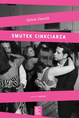okładka Smutek cinkciarza, Ebook | Sylwia Chutnik