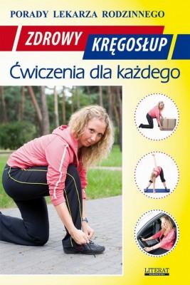 okładka Zdrowy kręgosłup. Ćwiczenia dla każdego, Ebook | Emilia  Chojnowska