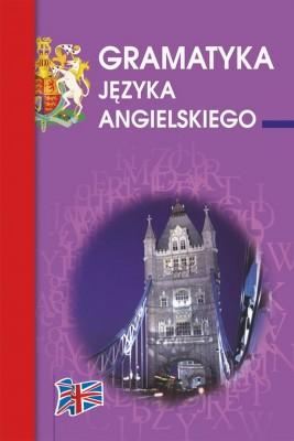 okładka Gramatyka języka angielskiego, Ebook | Katarzyna  Kłobukowska