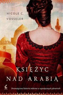 okładka Księżyc nad Arabią, Ebook | Nicole-C. Vosseler