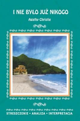okładka I nie było już nikogo Agathy Christie, Ebook | Elżbieta  Bator