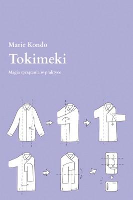 okładka Tokimeki. Magia sprzątania w praktyce, Ebook | Marie Kondo