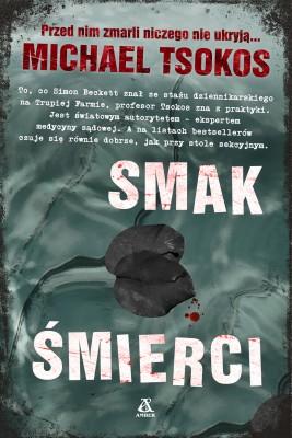 okładka Smak śmierci, Ebook   Michael Tsokos