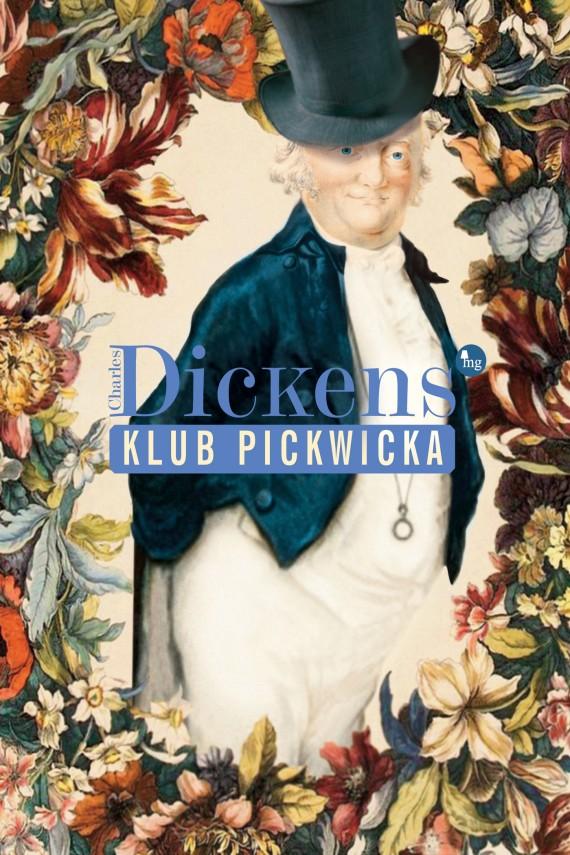okładka Klub Pickwicka. Ebook | EPUB, MOBI | Charles Dickens, Elżbieta Chojna