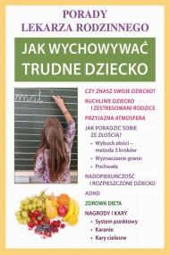 okładka Jak wychowywać trudne dziecko, Ebook | Agnieszka  Umińska