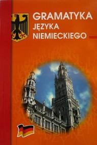 okładka Gramatyka języka niemieckiego, Ebook | Monika  Smaza