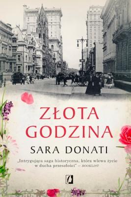okładka Złota godzina, Ebook   Sara Donati