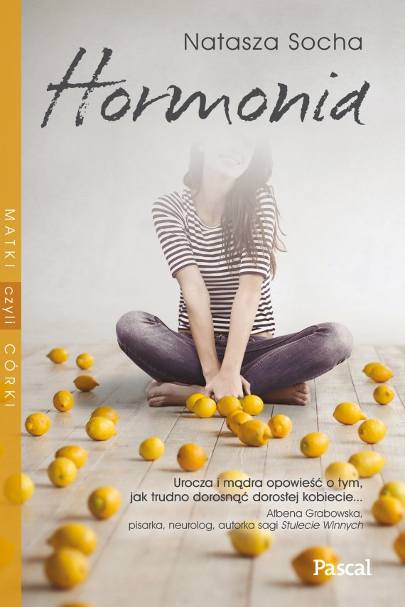 okładka Hormonia. Ebook | EPUB, MOBI | Natasza  Socha