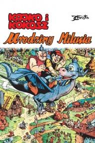 okładka Kajko i Kokosz - Urodziny Milusia. Ebook | EPUB_DRM,MULTI | Janusz Christa
