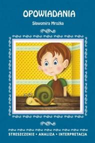 okładka Opowiadania Sławomira Mrożka, Ebook | Elżbieta  Bator