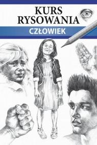 okładka Kurs rysowania Człowiek, Ebook | Mateusz  Jagielski