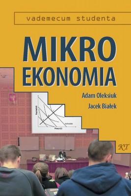 okładka Mikroekonomia, Ebook | Adam  Oleksiuk, Jacek  Białek