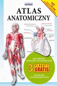 okładka Atlas anatomiczny. Ebook | PDF | Praca zbiorowa