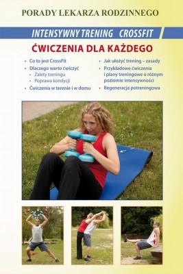 okładka Intensywny trening CrossFit. Ćwiczenia dla każdego, Ebook | Marcin Michalski, Emilia  Chojnowska