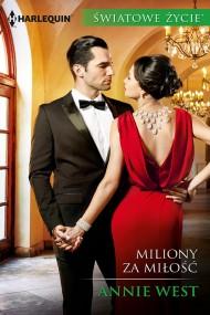 okładka Miliony za miłość. Ebook | EPUB,MOBI | Annie West