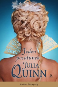 okładka Jeden pocałunek. Ebook | EPUB,MOBI | Julia Quinn