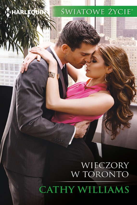 okładka Wieczory w Torontoebook | EPUB, MOBI | Cathy Williams