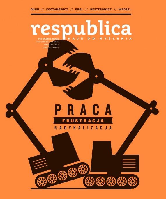 okładka Res Publica Nowa 3/2016 (225). Ebook | EPUB, MOBI | autor  zbiorowy