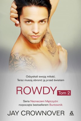okładka Rowdy tom 2, Ebook | Jay CROWNOVER