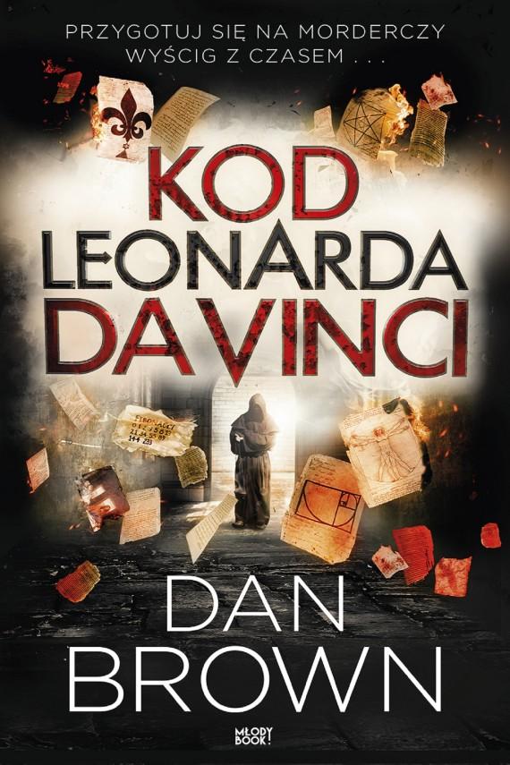 okładka Kod Leonarda Da Vinci. Ebook | EPUB, MOBI | Krzysztof Mazurek, Dan Brown