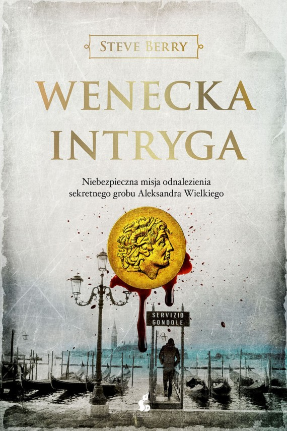 okładka Wenecka intrygaebook | EPUB, MOBI | Steve Berry