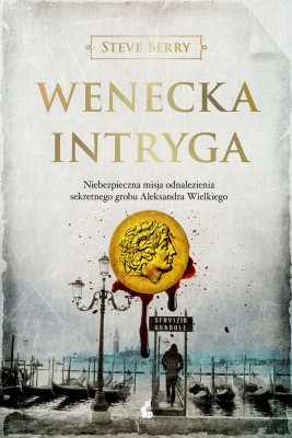 okładka Wenecka intryga, Ebook | Steve Berry