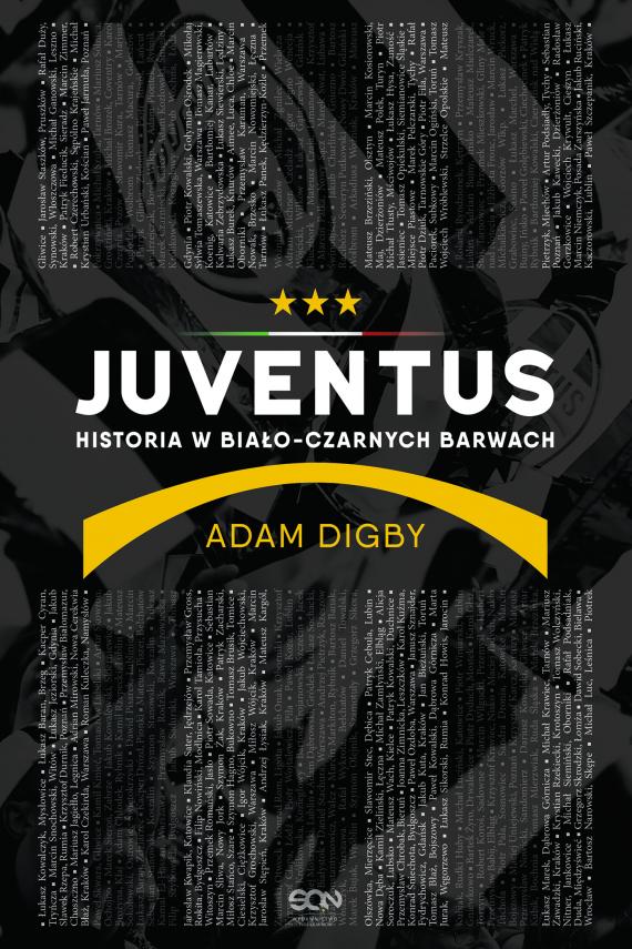 okładka Juventus. Historia w biało-czarnych barwachebook | EPUB, MOBI | Adam Digby