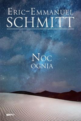 okładka Noc ognia, Ebook | Eric-Emmanuel Schmitt