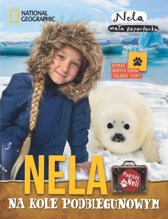 okładka Nela na kole podbiegunowymebook | EPUB, MOBI | Nela .